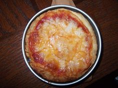 Easy Bake Oven Pizza