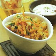 Dal with cauliflower and carrots recipe - All recipes UK