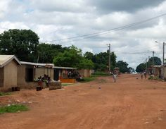The village of Waraniéné