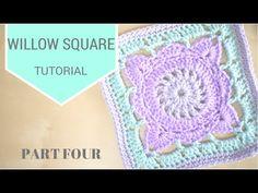 CROCHET: Willow Square PART 4   Bella Coco