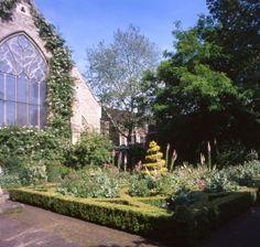 Garden Museum in Lambeth -opening hours.
