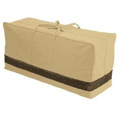 Veranda Elite by Classic Accessories 55-119-011501-00 Patio Seat Cushion Bag by Classic Accessories. $37.89