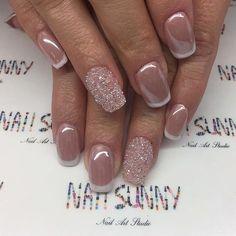 #nails #weddingnails