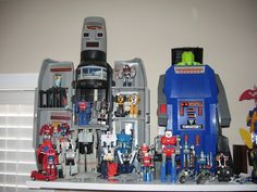My GoBots collection