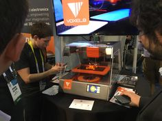 Meet Voxel8, the team behind the world's first 3D electronic printer.