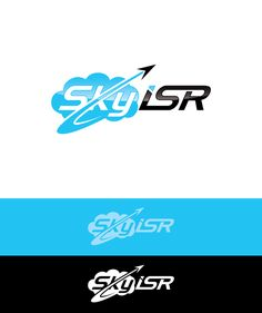 Create a high flying logo for SkyISR a drone company! by JasimSi
