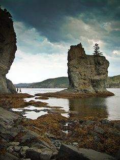 The Pinnacle, Harry's Harbour, Nfld.