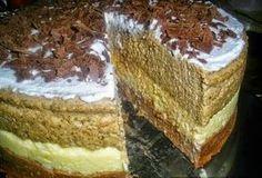 PIJESAK TORTA: Torta bez pečenja, gotova za 20 minuta ~ Magazin-Recepti