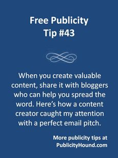Share valuable content you have created---a blog post, a list, a video, a podcast---with bloggers who can spread the word to their audiences. That's what content marketer Nicole Kohler did when she wrote an updated list of Google resources. She knew I had written about it and emailed me a pitch that was so short and beautifully written, that I said yes immediately. I analyze her pitch and show what she did to catch my attention. #contentcreation #pitchablogger #Google