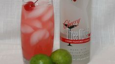 Cherry Vodka Limeade Recipe - Genius Kitchen