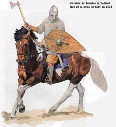 Cavalier de Boleslas le Vaillant