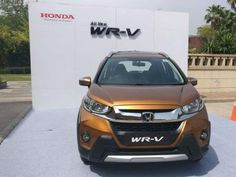 honda wrv: Honda WR-V launched at starting price of Rs 7.75 lakh - Times of India