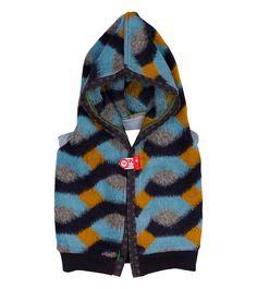 Cordwood Shrug, Oishi-m Clothing for kids, Winter 2016, www.oishi-m.com