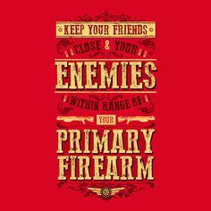RvB Primary Firearm Shirt