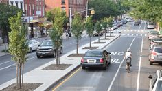 """Earlier this month, a pair of senators introduced the Safe Streets Act. The bill would bring """"complete streets"""" principles to federal road funding."""
