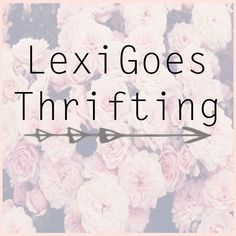 FREE DOMESTIC SHIPPING ON ALL CLOTHING!! Like our Facebook page for a 10% off coupon! https://www.facebook.com/lexigoesthrifting Favorite