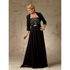 Jordan Fashions 5012. Mother of the bride dress