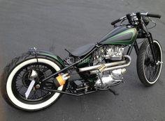 Triumph bobber, Bobbers & Custom Motorcycles :-{B> Triumph Bikes, Bobber Bikes, Harley Bobber, Bobber Motorcycle, Bobber Chopper, Cool Motorcycles, Triumph Motorcycles, Vintage Motorcycles, Harley Bikes