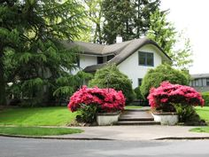One of Many Beautifull Homes in Laurelhurst Neighborhood of Portland Oregon
