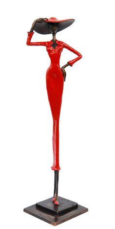 1 million+ Stunning Free Images to Use Anywhere Wire Art Sculpture, Mixed Media Sculpture, Pottery Sculpture, Paper Mache Crafts, Wire Crafts, Feuille Aluminium Art, Aluminum Foil Art, African Dolls, Creation Art