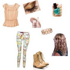what Kirsten would wear on her first date with Ryan!!(;