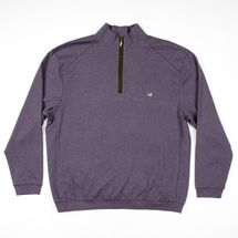 Southern Marsh DownpourDRY Fleece Pullover - Washed Purple