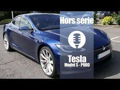 Tesla Model S P90D (Test,présentation) - YouTube