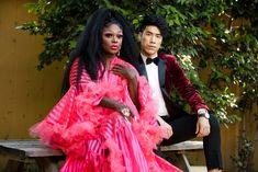 Eugene Lee Yang, Try Guys, Tulle, Victorian, Skirts, Dresses, Fashion, Vestidos, Moda