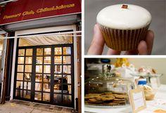NYC - Chikalicious - Dessert only place. Try the Tiramisu mascarpone mochi