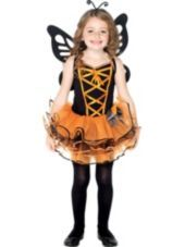 Girls Beautiful Butterfly Costume-Party City $29.99