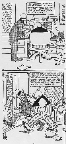 The Outbursts of Everett True by A.D. Condo and J. W. Raper