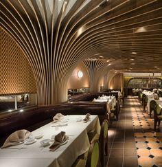 Gallery - Pak Loh Times Square Restaurant / NC Design & Architecture - 3