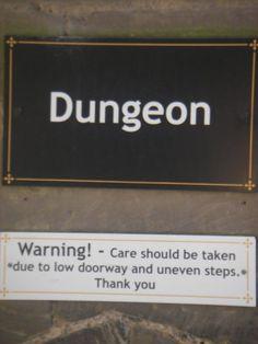 Dungeon at Warwick, England. Warwick England, Warwick Castle, Places, Lugares