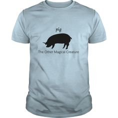 Magical Pig  Mens TShirt