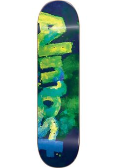 Almost Blotchy - titus-shop.com  #Deck #Skateboard #titus #titusskateshop
