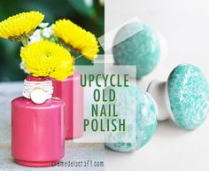 5 {Different} Ways to Use Nail Polish