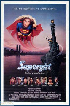 1984 Supergirl