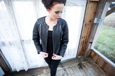Costume Design, Bomber Jacket, Leather Jacket, Costumes, Jackets, Collection, Woman, Classic, Fashion