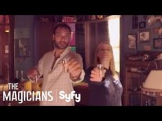 THE MAGICIANS | 360° Set Tour: Physical Kids Cottage | Syfy - YouTube