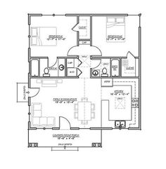 272694937 additionally Mother In Law Homes moreover 006g 0117 furthermore Courtney Bend Apartment Homes likewise Garageloft Ideas. on custom garage apartment plans