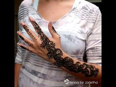 Henna by Jorietha - 14 Dec 2014 Hand Henna, Hand Tattoos, Arm Tattoos