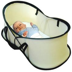 Phil & Teds Nest portable baby bed