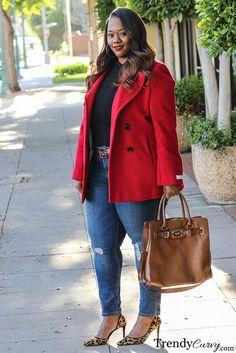 Trendy Curvy - Plus Size Fashion BlogTrendy Curvy