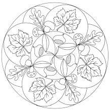 Beaded Embroidery Oval Mandala Beaded Embroidery