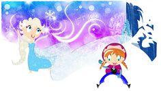 Una mia simpatica versione di Frozen :)