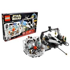 "LEGO Star Wars Exclusive Limited Edition Set #7754 Home One Mon Calamari Star Cruiser - Science Toys. On board the Mon Calamari Star Cruiser Home One, the Rebel Alliance arranges its last ambush against the Empires second Death Star. Voted in favor of by fans to commend the tenth commemoration of LEGO Star Wars, the popular Rebel lead highlights a war room and instructions stay with Death Star ""multi dimensional image"", a dispatch and repair storage."