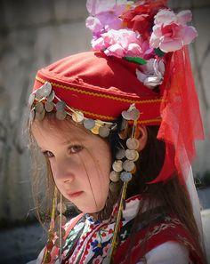 Bulgarian child ~ sylvia lilova