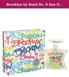 Brooklyn by Bond No. 9 Eau De Parfum Spray 50 ml for Men. Eau De Parfum Spray 50 ml.