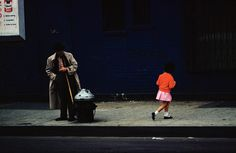 Color Photographs From The Masters Of Photography - Photo By: Ernst Haas