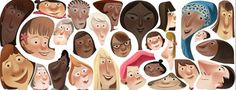 Pin for Later: Happy Birthday, Google! 30+ of the Best Google Doodles March 8, 2013 International Women's Day